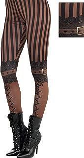 Leggings para disfraz de Steampunk (talla única)