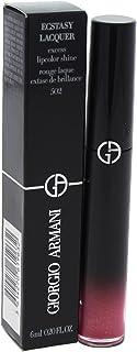 Giorgio Armani Ecstasy Lacquer Excess Lip color Shine - # 502 Boudoir for Women 0.2 oz. Lip Gloss, 6 ml