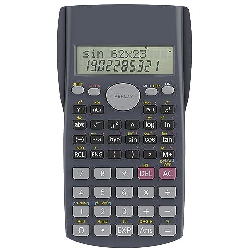 Helect 2 Lignes Calculatrice Scientifique