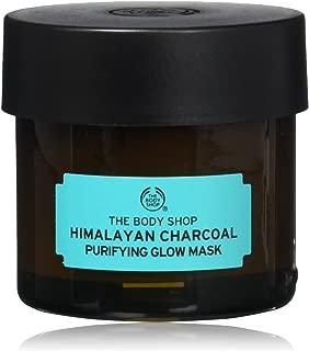 The Body Shop Himalayan Charcoal Purifying Glow Face Mask, 3 Ounce (Vegan)