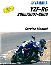 LIT-11616-R6-01 2003-2005 Yamaha YZF-R6 and 2006-2009 YZF-R6S Service Manual