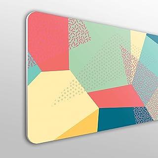 Testiera per Letto in PVC Decorativa Economica MEGADECOR Design Geometrico delle Persone Che danzano 10 mm