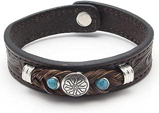 hand tooled leather bracelets