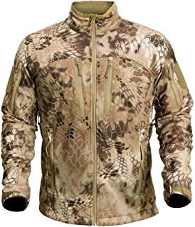Kryptek Men's Waterproof Cadog Shield Jacket