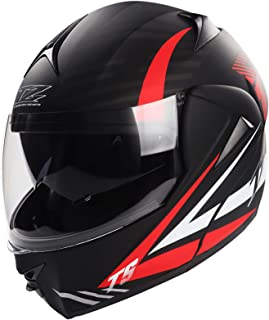 「Super Eagle」インナーサンシェード付き、一式両用のオープンフェイス、システムヘルメット (フラットレット, S)