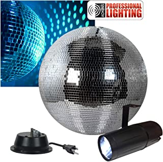 Best american dj mb 8 8 mirror ball package Reviews