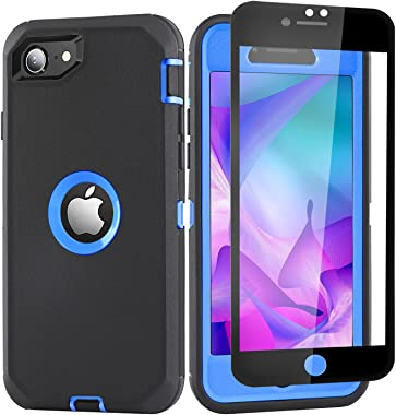 iPhone SE 2020 Case with Screen Protector