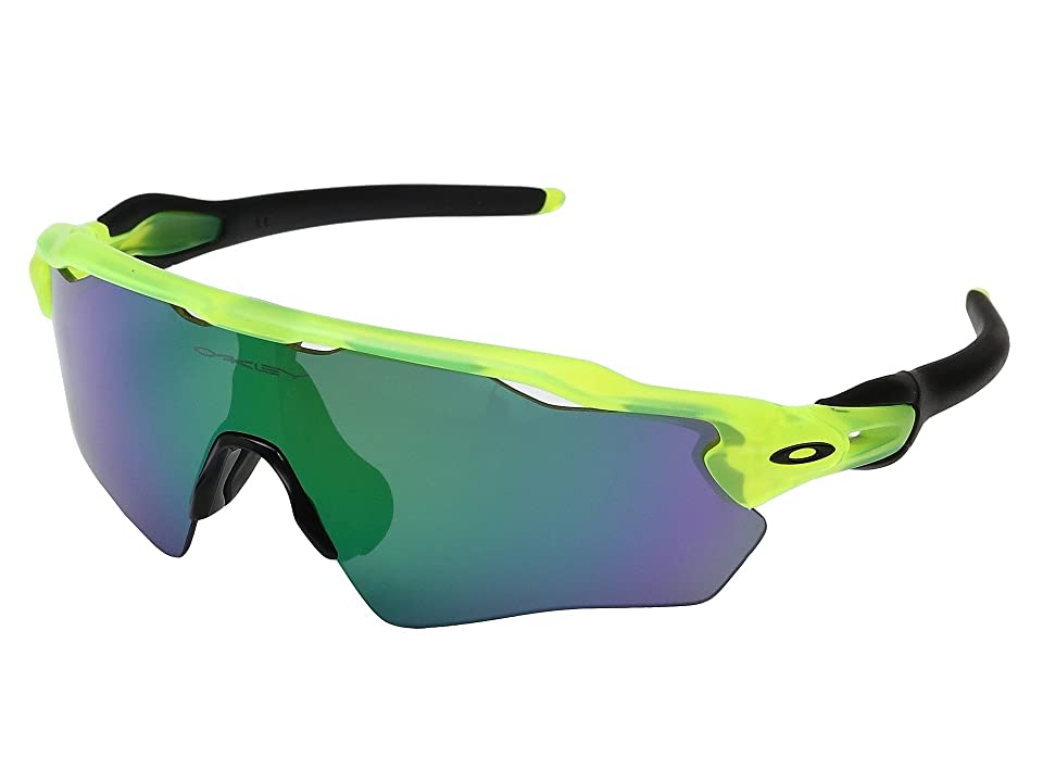 Oakley Radar EV XS Path (Youth Fit) (Matte Uranium w/ Jade Iridium) Fashion Sunglasses