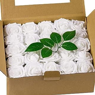 Best fake white flower centerpieces Reviews
