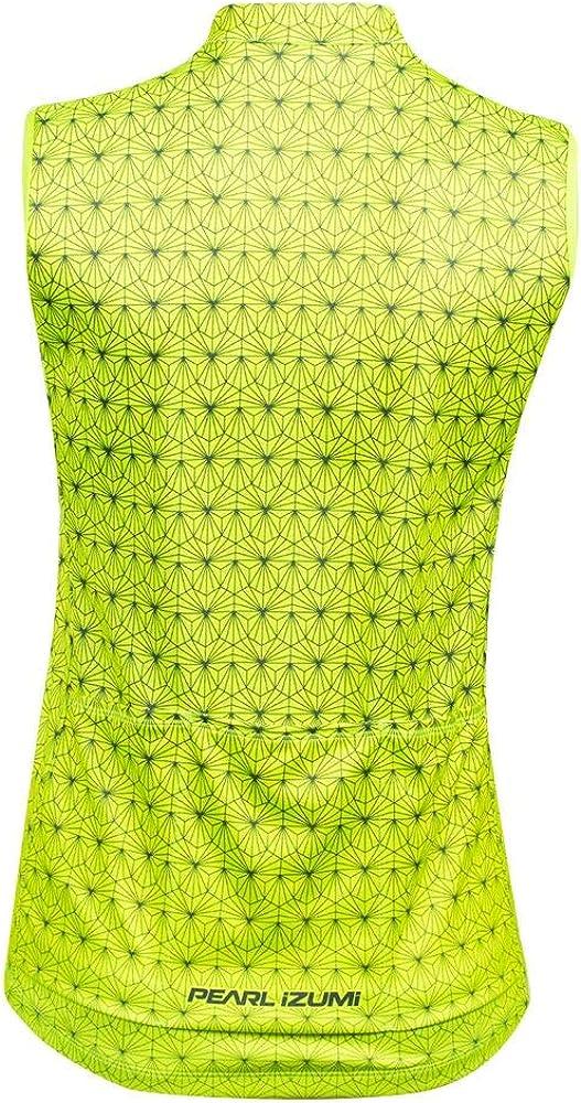 PEARL IZUMI Womens Select Escape Sleeveless Graphic Jersey