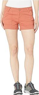 "prAna Women's Tess Short - 3"""" inseam, Toasted Terracotta, 14"