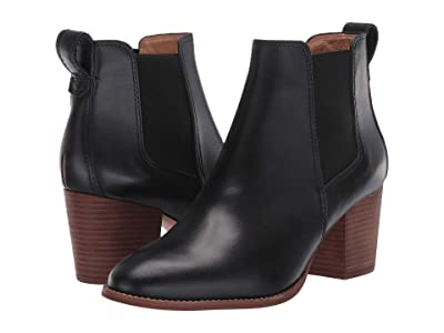 Madewell Regan Boot (True Black) Women
