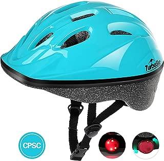 TurboSke Child Helmet, CPSC Certified Kid's Multi-Sport Helmet (for Age 3-5)