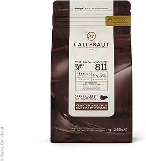 comprar comparacion Callebaut 54% pepitas de Chocolate Negro (callets) 1kg