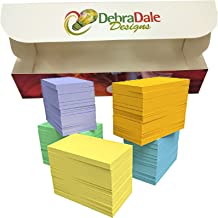 DEBRADALE DESIGNS - Product Made Entirely in the U.S.A. - Small Blank Flash Cards - 2