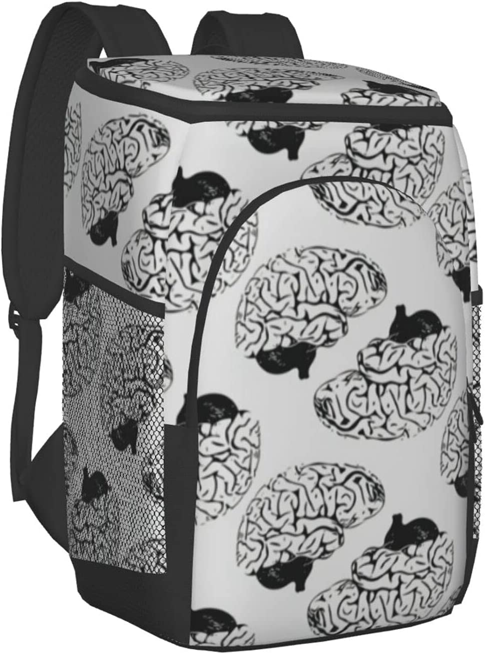 Gray Matter Brain Clearance SALE Limited time Insulated Backpack Leakproof Small Cooler Bag gift