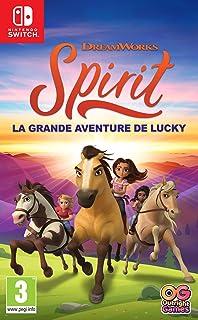 DREAMWORKS SPIRIT LA GRANDE AVENTURE DE LUCKY - SWITCH