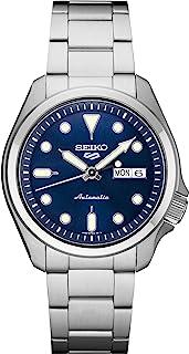 ساعت مچی مردانه Seiko SRPE53 Seiko 5 Sports از جنس استنلس استیل نقره ای 44.6 میلی متر