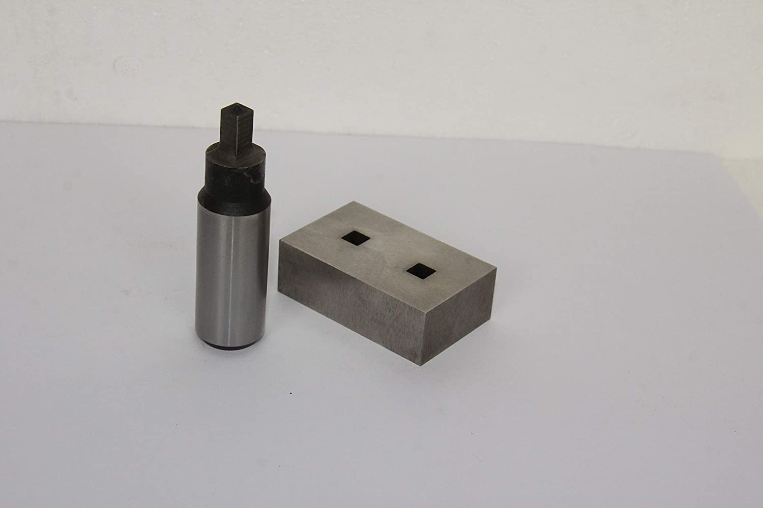 1//2 Square Hole Punch Dies Square Hole Punch Dies Tooling for Manual Ironworker PBS-9