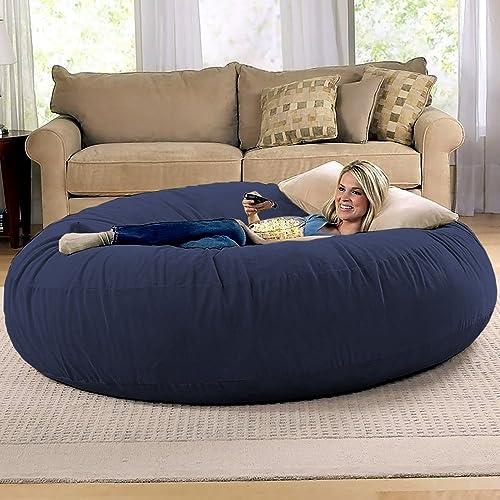Wondrous Beanbag Beds Amazon Com Pabps2019 Chair Design Images Pabps2019Com