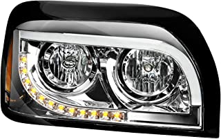 GG Grand General Headlight with LED Signal and Position for Freightliner Century 1996-2010