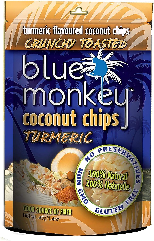 bluee Monkey Turmeric, 40 g (Pack of 12)