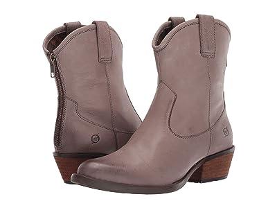 Born Wynd (Grey Full Grain Leather) Women