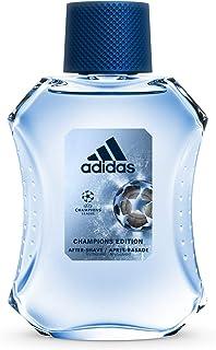 adidas UEFA Champions League After Shave – ożywcza woda do golenia o aromatycznym zapachu – łagodnie uspokaja skórę i nada...