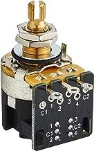 potentiometer shaft lock