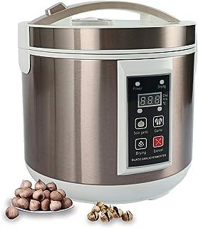 Best Homend 5L Black Garlic Fermenter Full Automatic Intelligent Control Garlics Maker Multiple Clove Garlic DIY Cooker Review