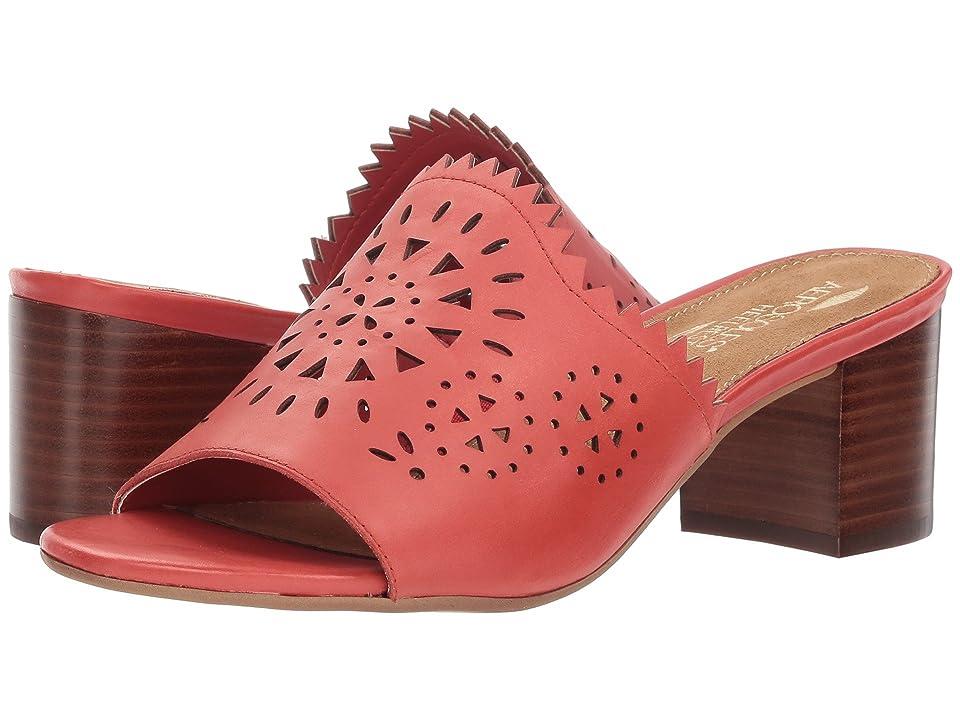 Aerosoles Midsummer (Red Leather) Women