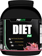 ProElite Diet Plus 2 25Kg Protein Shake for Weight Loss and Lean Muscle Estimated Price : £ 29,99