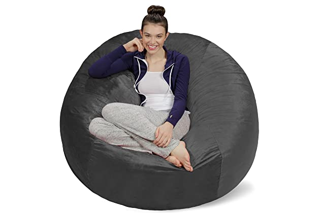 Terrific Best Oversized Bean Bags For Adults Amazon Com Dailytribune Chair Design For Home Dailytribuneorg