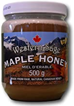 Western Sage Maple Honey