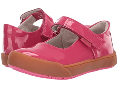 pediped Barbara Flex (Toddler/Little Kid) (Flamingo) Girl