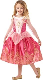 Disney Princess - Disfraz Bella Durmiente Classic DLX Inf,