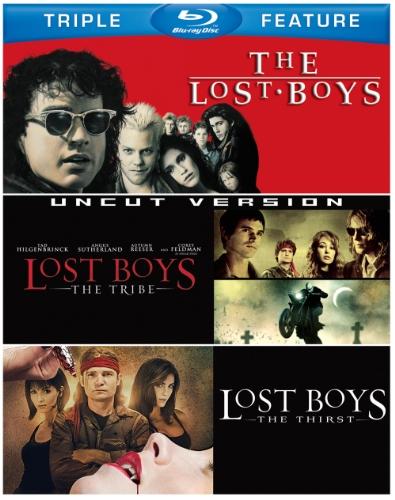 Lost Boys/Lost Boys: the Tribe/Lost Boys: the Thir [Blu-ray] [Import]