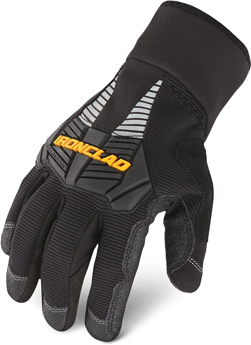 Ironclad Cold Limited time Sales of SALE items from new works sale Condition Gloves