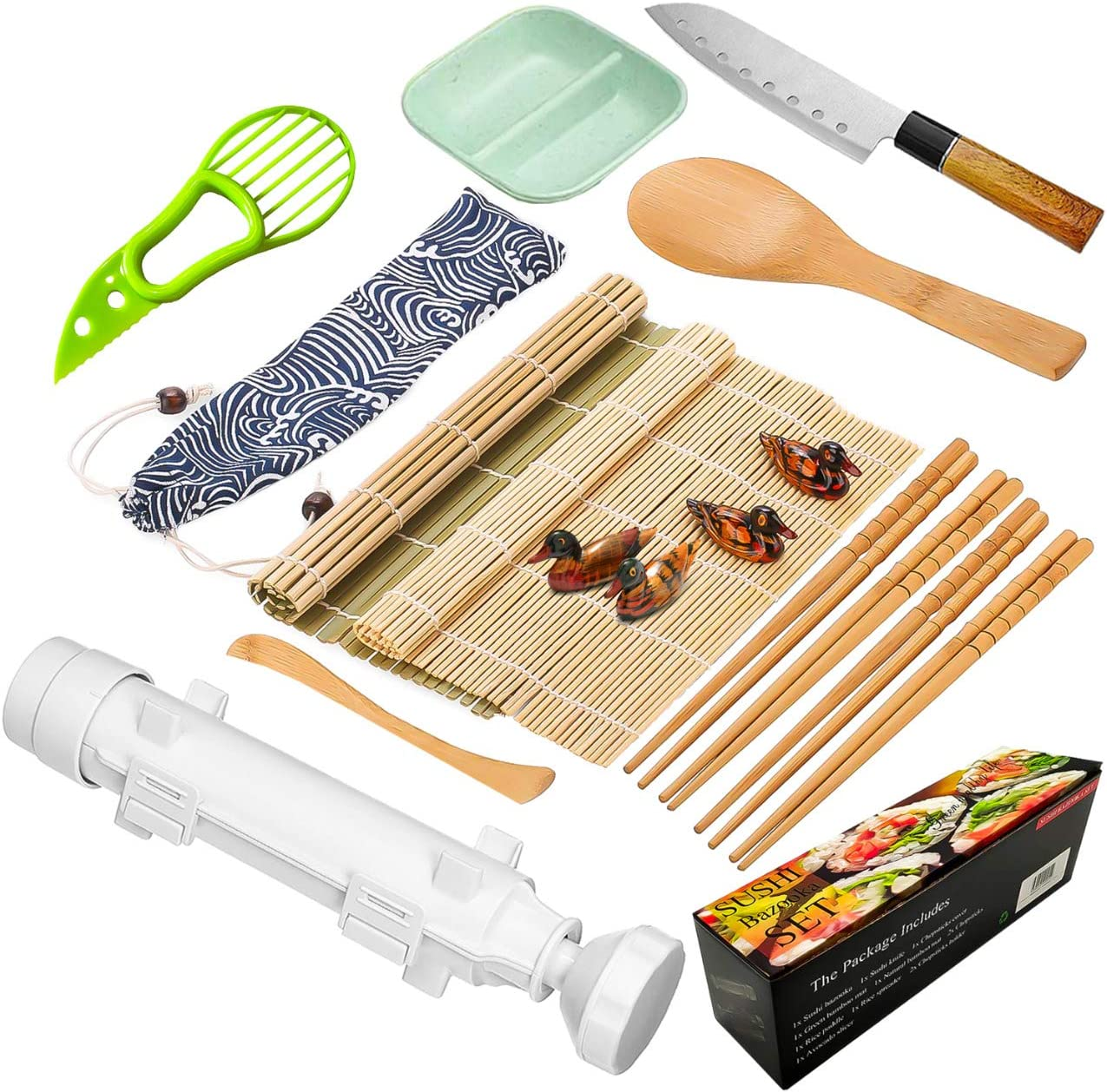 Destination Sushi Nippon regular agency Making Kit-All In Bazooka with Boston Mall One Maker