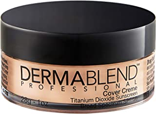 Dermablend Professional Cover Creme SPF 30, 25n Natural Beige, 1 oz, 28 g