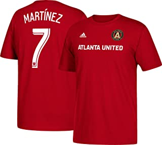 adidas Josef Martinez Atlanta United Men Player T-Shirt Red
