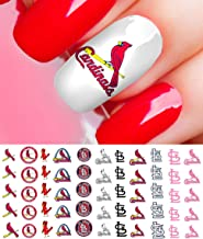 Best cardinals nail decals Reviews