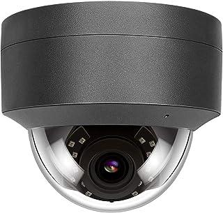 5MP HD PoE Cámara IP Outdoor cámara de Seguridad Interior Impermeable al Aire Libre cámara de visión Nocturna por Infrarrojos detección de Movimiento Onvif Hikvision Compatible H.265 / H.264