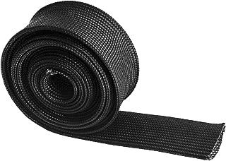 Auto Heat Sleeve Fiberglass Adjustable Heat Shield 10FT-25MM(1