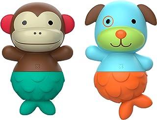 Skip Hop Zoo Mix & Match Flippers - Monkey/Dog