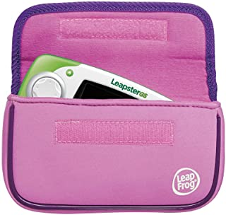 LeapFrog LeapsterGS Explorer Neoprene Sleeve, Pink (Works Only with LeapsterGS)
