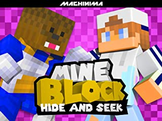 Clip: Mine Block: Hide and Seek