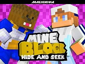 Clip: Mine Block: Hide and Seek