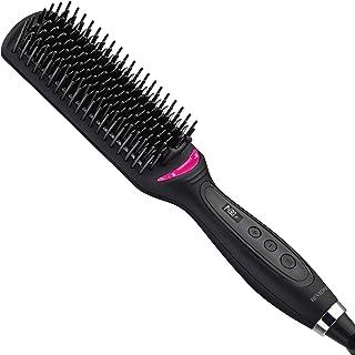 Revlon Cepillo Alaciador Térmico XL, Negro