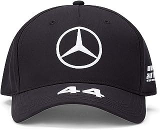 Fuel For Fans Mercedes Benz AMG Petronas F1 2020 Lewis Hamilton Baseball Hat Black/White